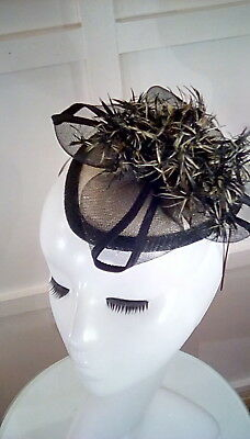 wedding races occasion fascinator