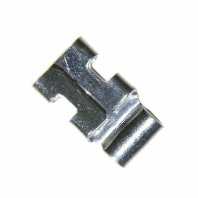 3M 752-250 Non-Insulated Disconnect Flag Terminals 16-14 AWG Butted Seam, 100pk