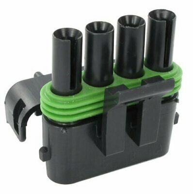 Automotive Connectors 4P FM BLK CON ASSY 20 AMPS (5 pieces)