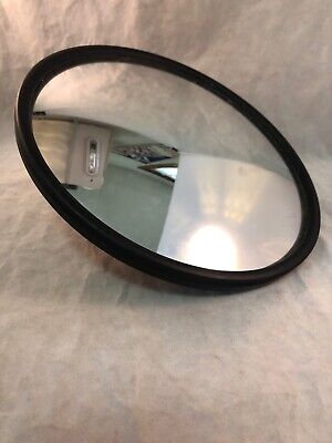 "8"" Security Curved Convex Tilting Road Safety Traffic Mirror Driveway"