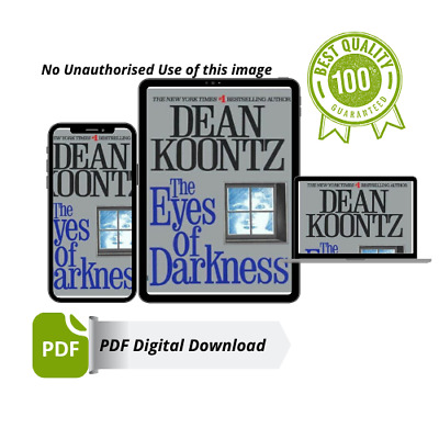 The Eyes of Darkness by Dean Koontz [PDF] Online Version Fast E-mail Delivery