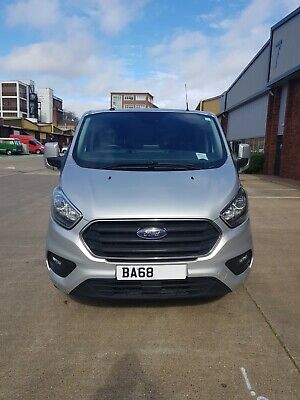 2019 Ford Transit Custom 2.0 280 Limited L1 H1 130 BHP EURO 6 ENGINE PANEL VAN