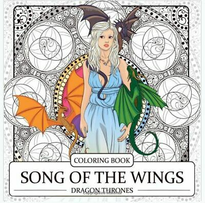 Wings of Conquest Fantasy Art $20 Cover *NM//M* DRAGON SONG