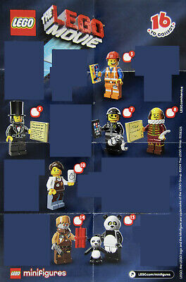 Choose Your Own Minifigure Various Lego Minifigures New//Factory sealed