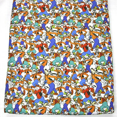FABRIC KEY TO MY HEART LOCK LOVE FLORAL PRINT POLYCOTTON BLEND 50X145CM//20X58IN