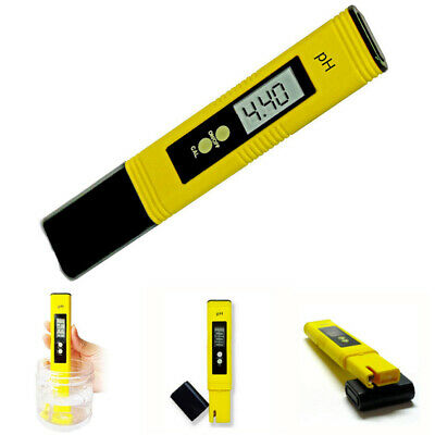 Electric PH/TDS/EC/PPM Conductivity Meter Tester Hydroponics Water Test Tool