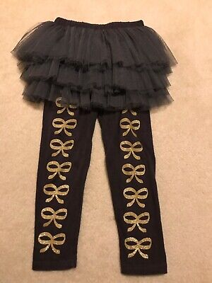 Girls Rock Your Kid Tights And Tutu Size 3