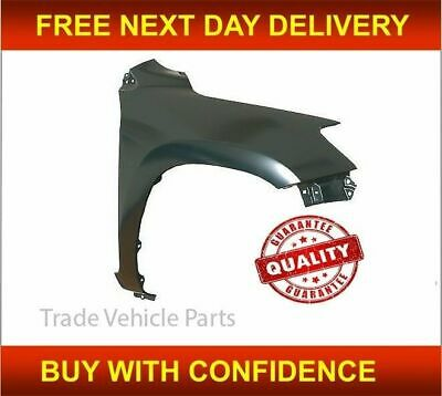 FORD S-MAX 2006-2011 FRONT WING PRIMED DRIVER SIDE NEW INSURANCE APPROVED