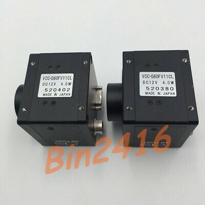 CIS VCC-G60FV11CL USED 1PCS Tested in Good condition 3months warranty
