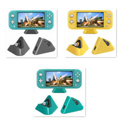 Console Charging Dock Station For Nintendo Switch Lite Game Charger Base Stand