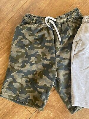 Boys Next/river Island Short Bundle Age 10 River Island 9/10