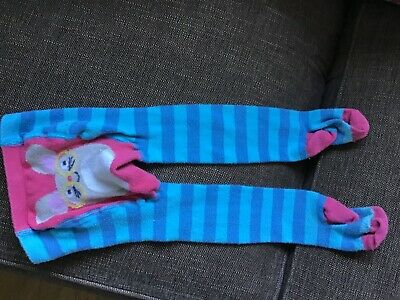 frugi girls tights age 2/4