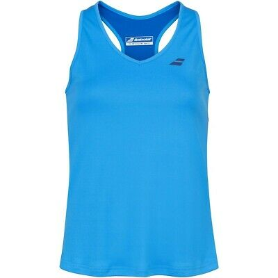 Brand New Babolat Girls Tennis Play Tank Top Age 10-12