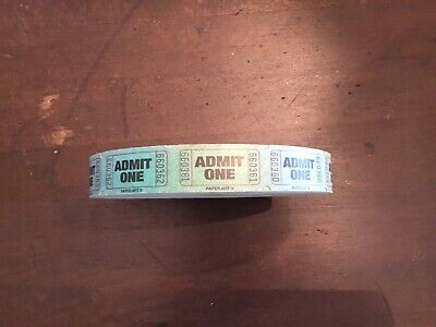 Vintage - Roll of tickets (one admission)