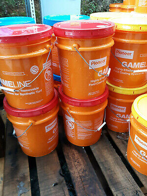 Artificial Turf Paint- Removable- 5 gallon buckets