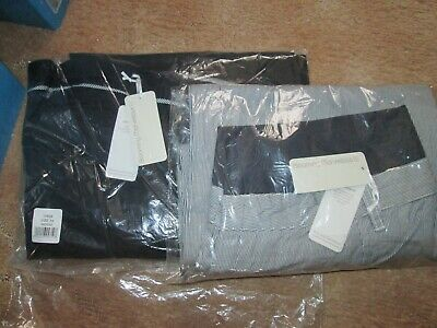 2 Pairs Blooming Marvellous Maternity Smart Trousers Size 14 UNDER Bump BNWT