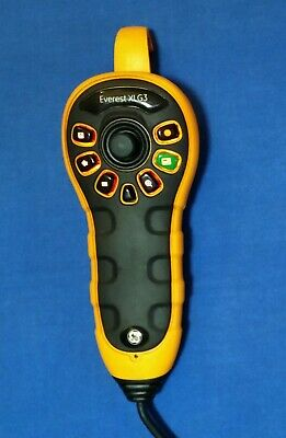 GE inspection Everest XLG3 Videoprobe Remote Control