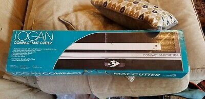 Logan Graphic Products Compact Mat Cutter Board Only Model 300 in Box