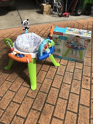 Fisher-price spin and sort activity centre
