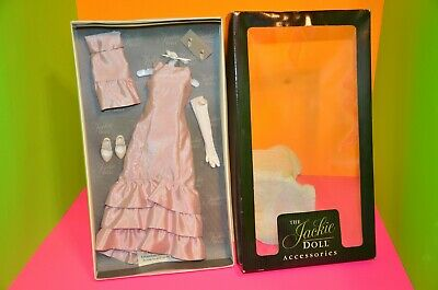 The Jackie Doll Collection Embassy Dinner Gown Franklin Mint Collectibles
