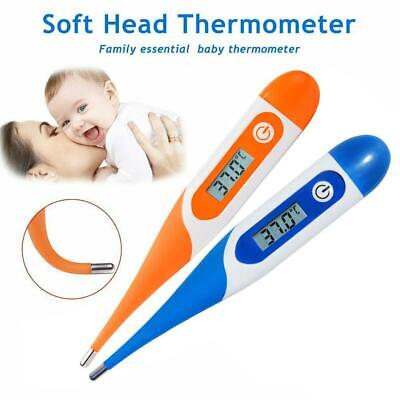 Baby Child/Adult Body Digital LCD Heating Thermometer Temp Measurement Meter