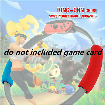 Ring Fit Adventure Fitness Game Set--Standard Edition (Nintendo Switch, 2020) A9