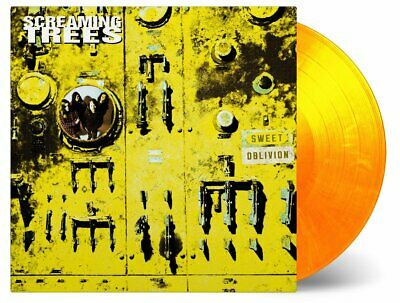 LP - Screaming Trees - Sweet Oblivion - Limited Flaming Orange Vinyl - NEU