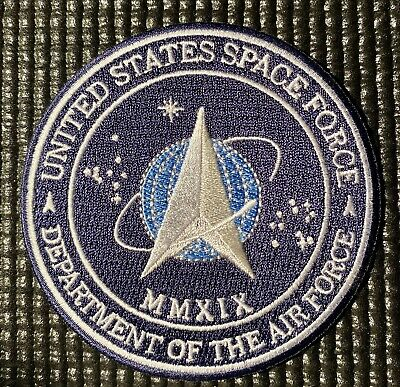 """Us Space Force Patch - 3.5"""""""