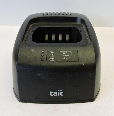 Tait TP9100, TP-9100 Series Charging Base Station TPA-CH-002 - USED EXCELLENT -