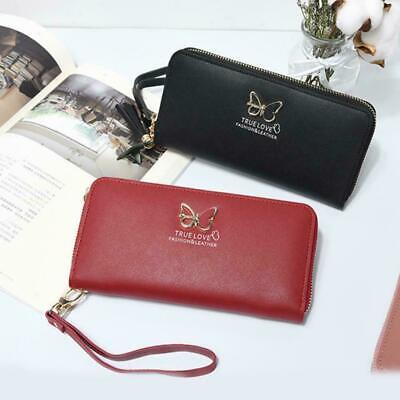1pc Women Wallet Multi Compartment Pocket Cross Body Long-Strap With Wrist T5R5