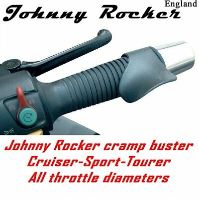 Johnny Rocker motorcycle cruise control throttle assister cramp buster.