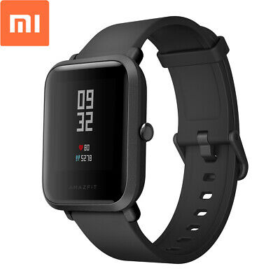 Original Xiaomi Huami AMAZFIT Smartwatch IP68 Heart Rate Fitness Tracker GPS