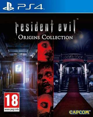 Resident Evil Origins Collection PS4 neuf sous Blister