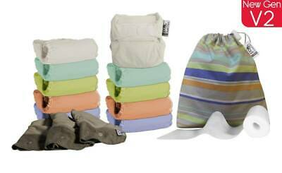 Close Pop-In Pastels Reusable Baby Wet Bag (Multicoloured) SK003 GG 08
