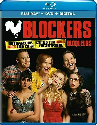 Blockers [Blu-ray - DVD] New!