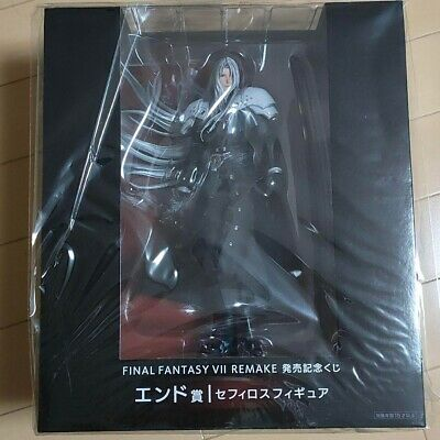 Square Enix FINAL FANTASY VII 7 REMAKE Kuji End Award Sephiroth Anime Game