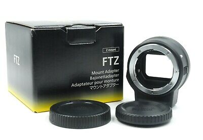 Nikon Mount Adapter FTZ In Original Box Mint Condition