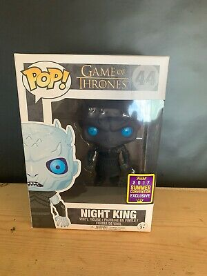 Funko Pop Game Of Thrones Night King Translucent SDCC 2017 Exclusive