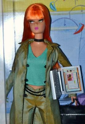 NEW Mattel Modern Circle 1 Producer Barbie Orange Hair 2003 HTF Mint Box NRFB