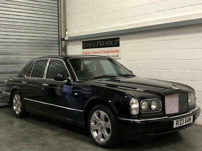 1998 Bentley Arnage 4.4 V8 Saloon 4dr Petrol Automatic (390 g/km, 350 bhp)