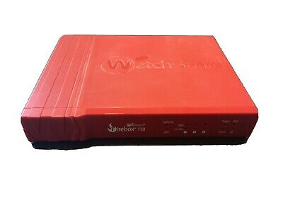Watchguard Firebox T10-W DS3AE3 (No Support Subscription)