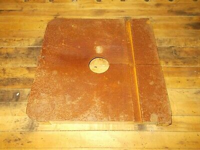 """Delta Rockwell Milwaukee 14"""" Band Saw Table LBS-58 About 14 x 14"""""""