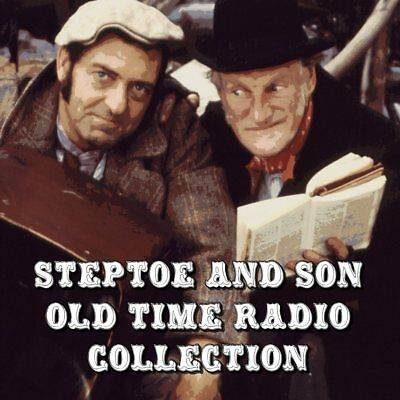 Steptoe and Son Complete Old Time Radio Show and Extras - MP3 DOWNLOAD