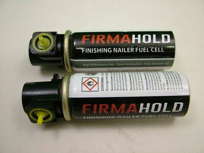 30ml FirmaHold Gas Fuel Cells 2nd Fix Finishing Nailer Paslode Quickfire Type