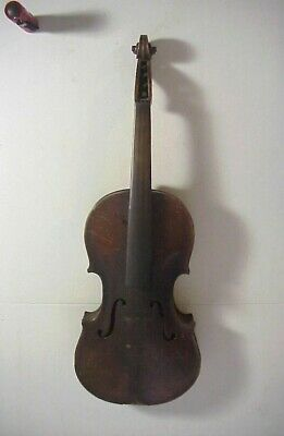 A + S  ANTONIUS STRADIVARIUS Model 1727 Antique GERMAN VIOLIN #2