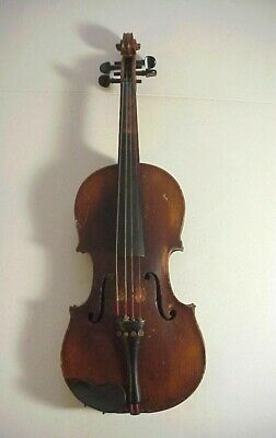 Antique ANTONIUS STRADIVARIUS Model VIOLIN Made in GERMANY #3