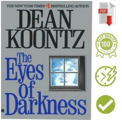 The Eyes of Darkness by Dean Koontz [PDF Online Version] ⚡️Fast Delivery⚡️E-mail