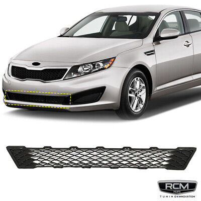 Make Auto Parts Manufacturing Bumper Face Bar Grille Textured Black For Kia Optima 2011 2012 2013 KI1036113