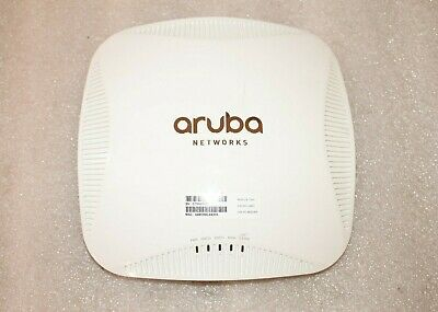 """QTY Avail"""" Aruba Networks IAP-225-US Wireless Access Point APIN0225 PoE Instant"""