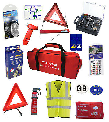 emergency Travel Motoring Kit car van truck